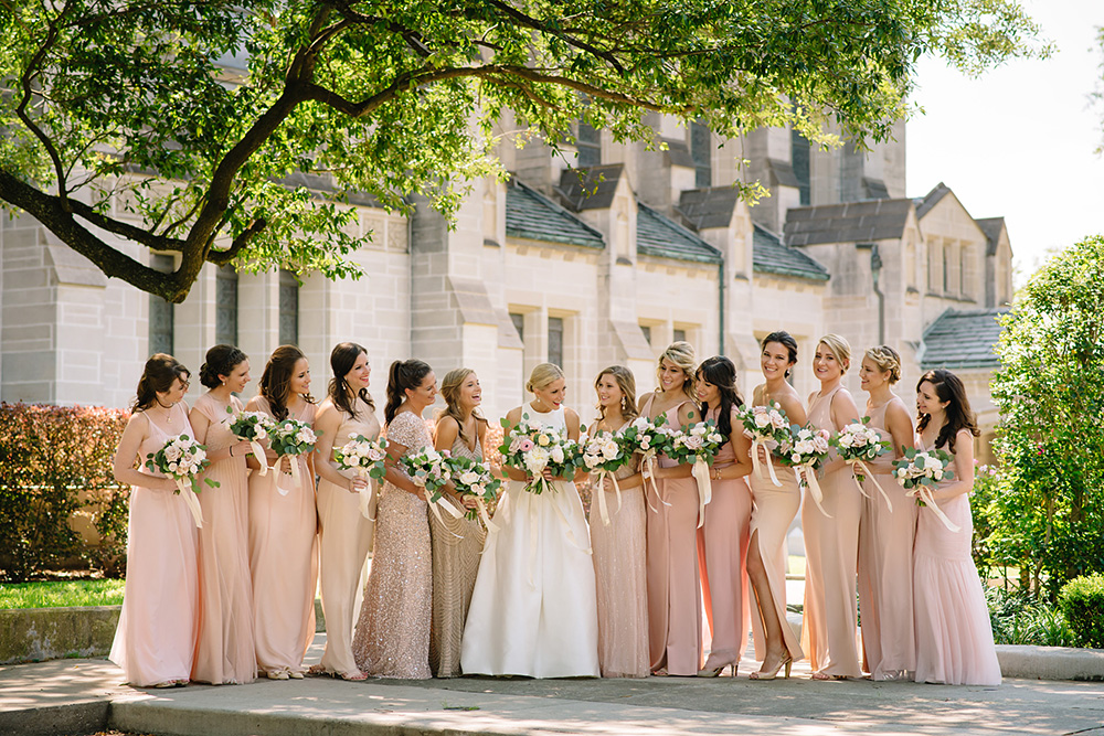 Jocelyn and Ben – Julia Ideson Library » Houston Wedding ...