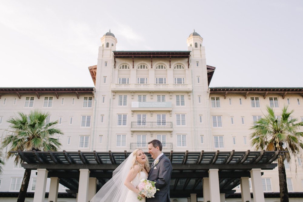 Kelly and Collin - Hotel Galvez & Tremont House Wedding