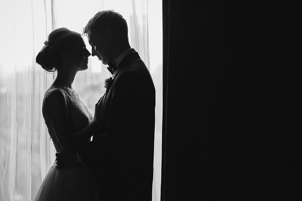 Spencer & Lauren - Hotel Zaza 11th Floor Wedding