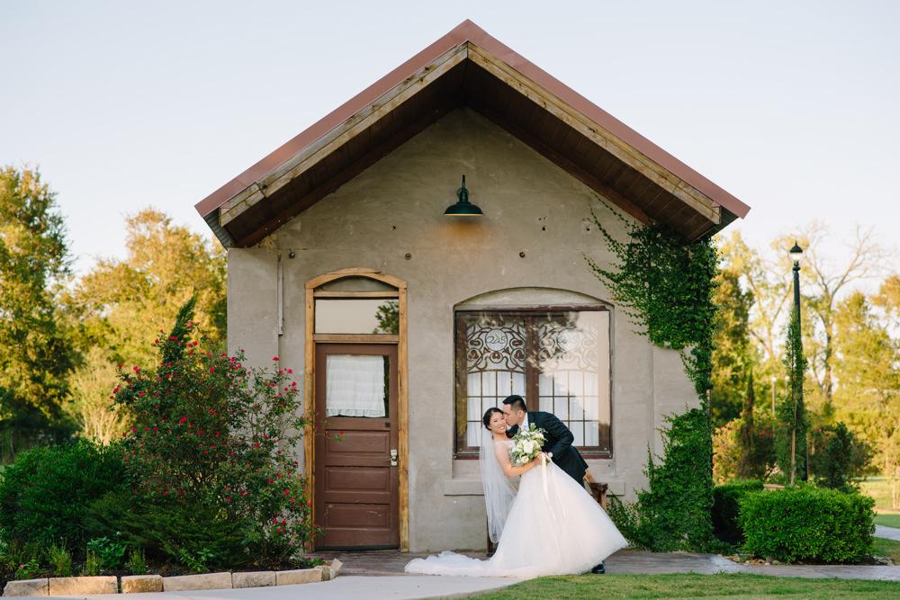 Stephanie and Michael - Olde Dobbin Station Wedding