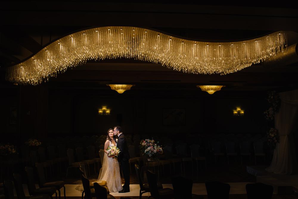 LeAnne & Krishna Wedding - St. Regis Hotel