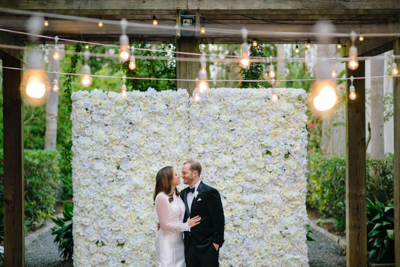 Katherine and Chris - New Year's Eve Wedding  at 5226 Elm