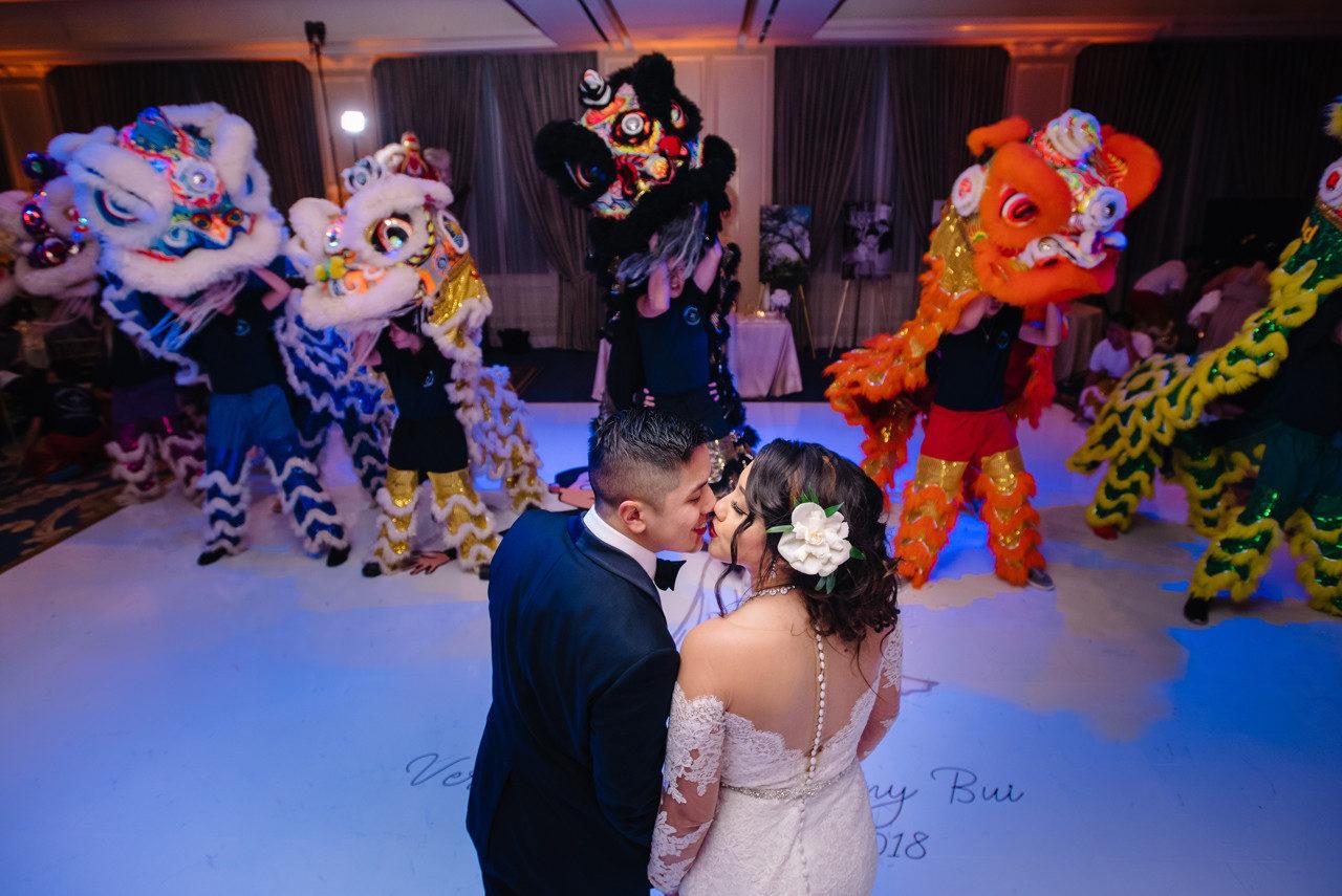 Anthony + Veronica - Houstonian Hotel Wedding