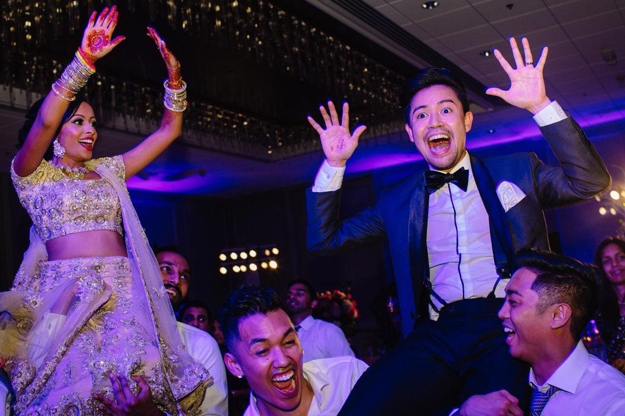Minal and Van - Doubletree Greenway Plaza Wedding
