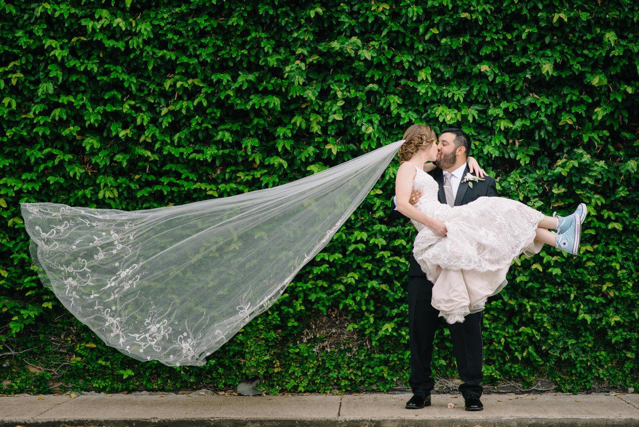 Caitlin + Stevie - The Gallery Houston Wedding