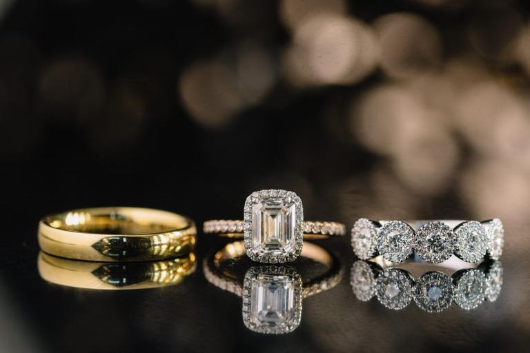 Ring shots detail